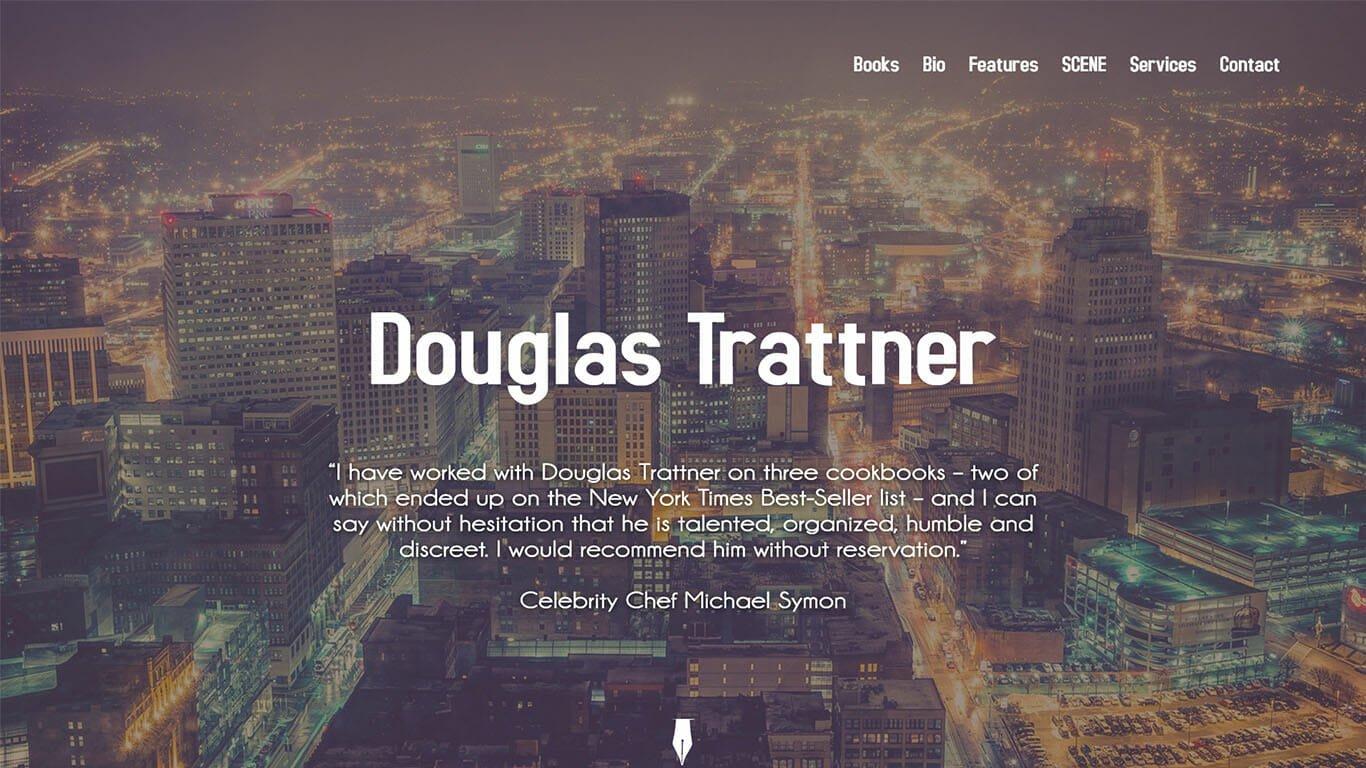 Douglas Trattner Cleveland Website Design