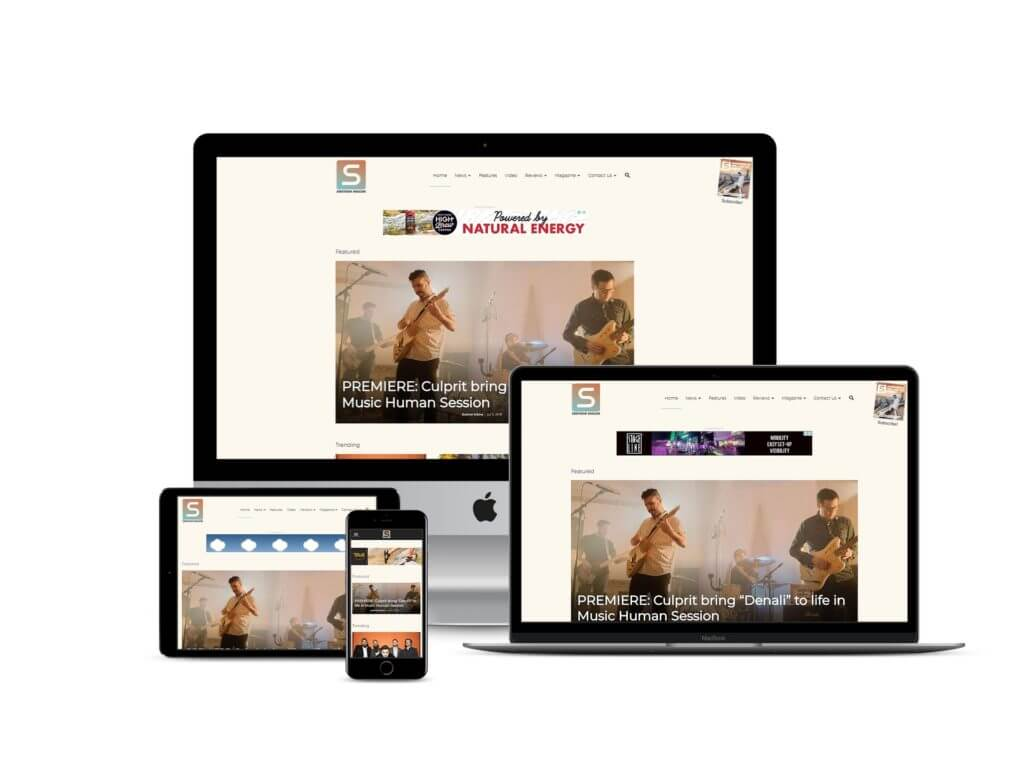 MarvelousWeb Media Web Design 1