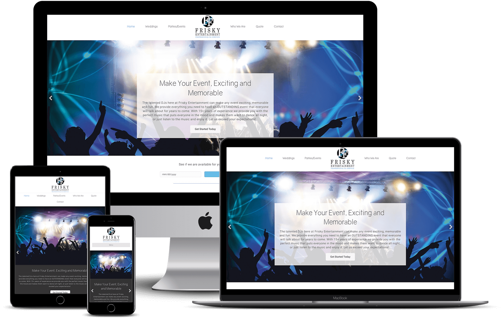 MarvelousWeb Media Web Design 4