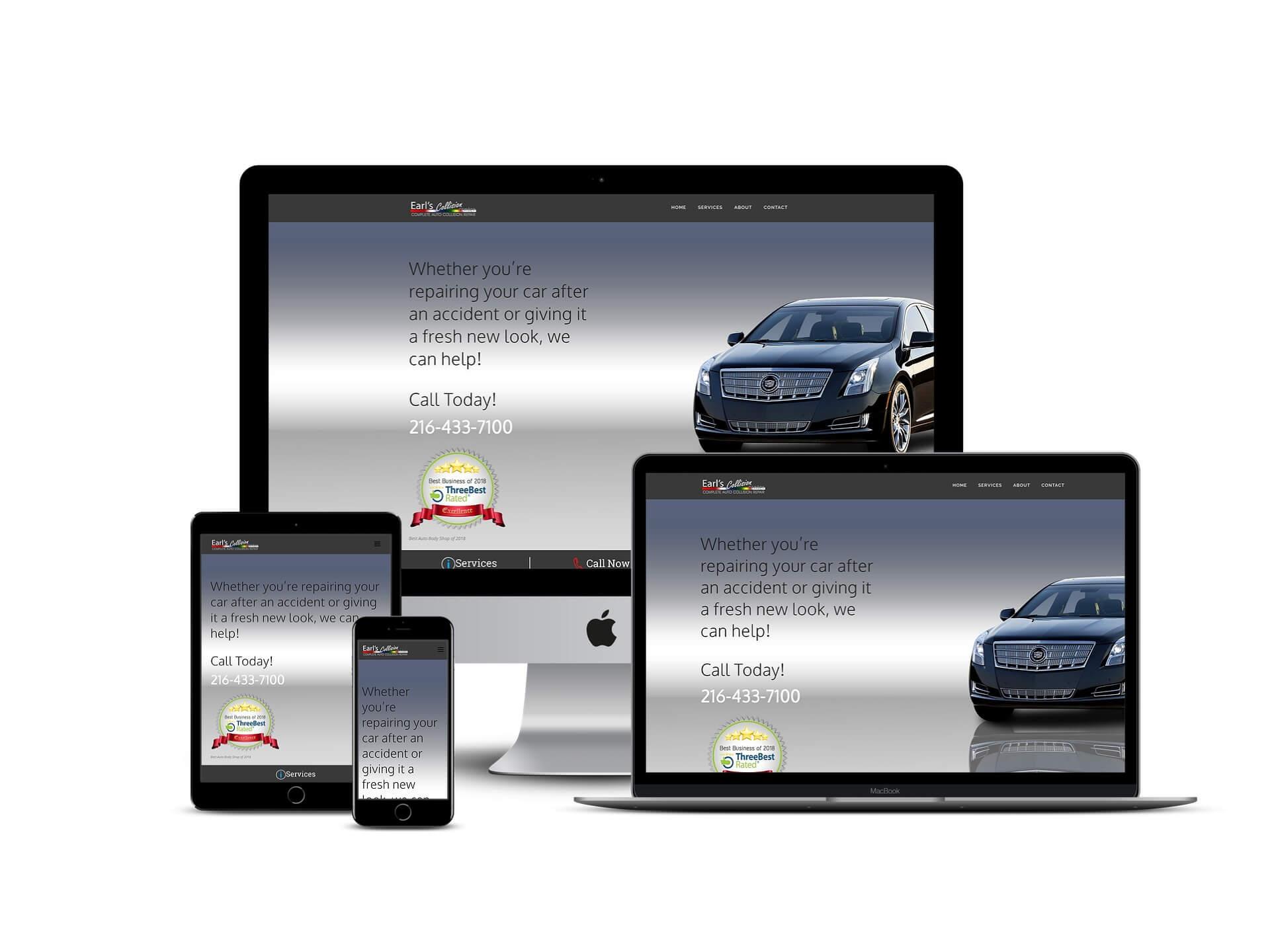 MarvelousWeb Media Web Design 6